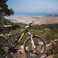 bicicletas en zahara de los atunes, alquiler de bicicletas en barba