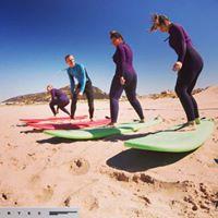 Surf Zahara Cursos
