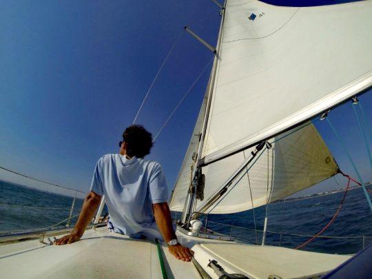 veleros, alquiler de veleros, actividades en zahara de los atunes