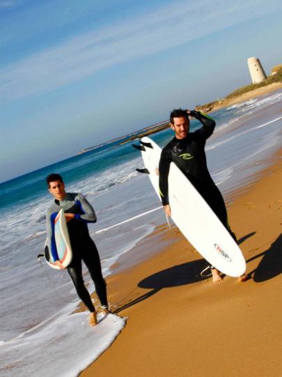 Surf Zahara de los Atunes
