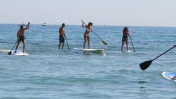 alquiler de tablas de Paddle Surf, Paddle Surf en Zahara de los Atunes