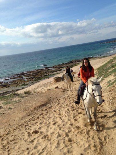 paseos a caballo, paseos a caballo en tarifa, paseos a caballo en zahara de los atunes